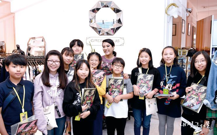 취재 및 기사 작성에 참여한 어린이기자