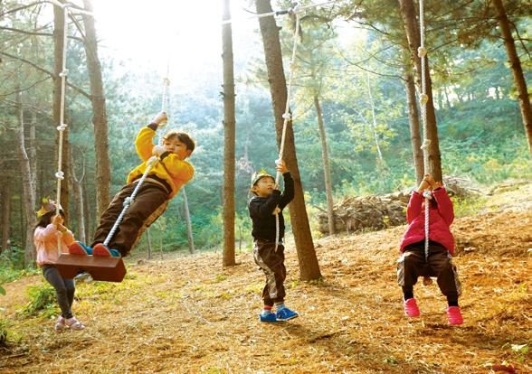 '서울시 유아숲'
