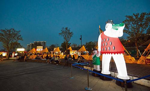 서울 곳곳에서 만나는 즐거운 시장과 직거래 장터