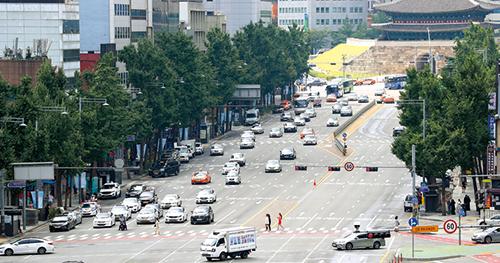 녹색교통지역 내 5등급 차량 조기 폐차 시 보조금 제공