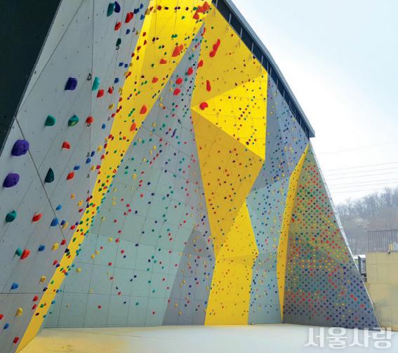 서울시산악문화체험센터 개관