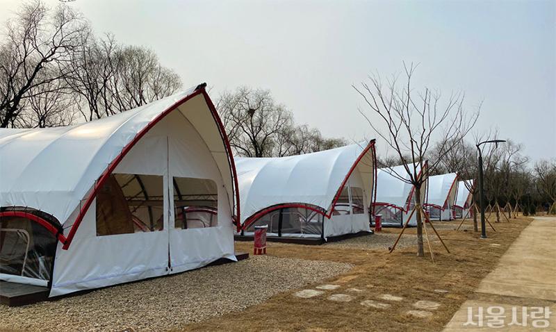 한강공원 난지캠핑장, 4월 재개장