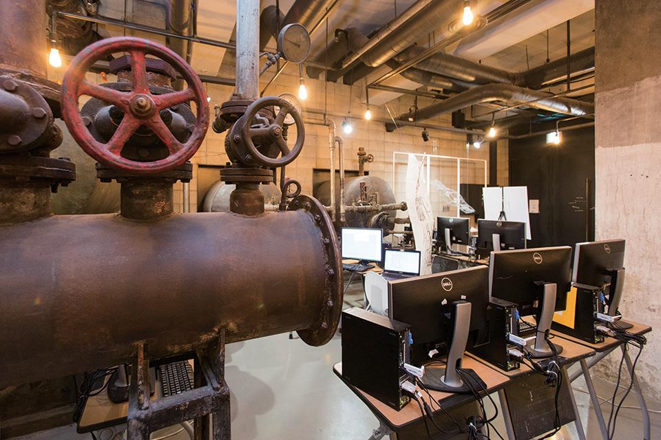 세운상가에서 만나는 4차 산업혁명