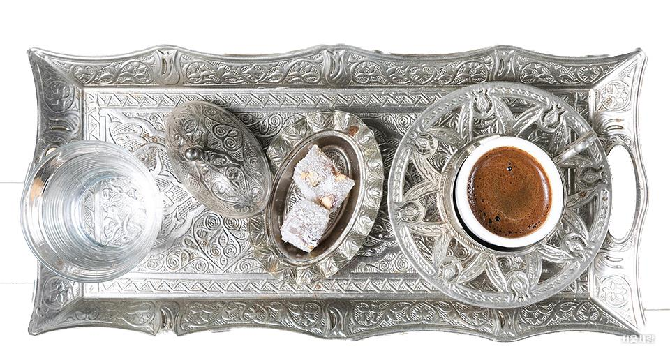 터키 전통 커피