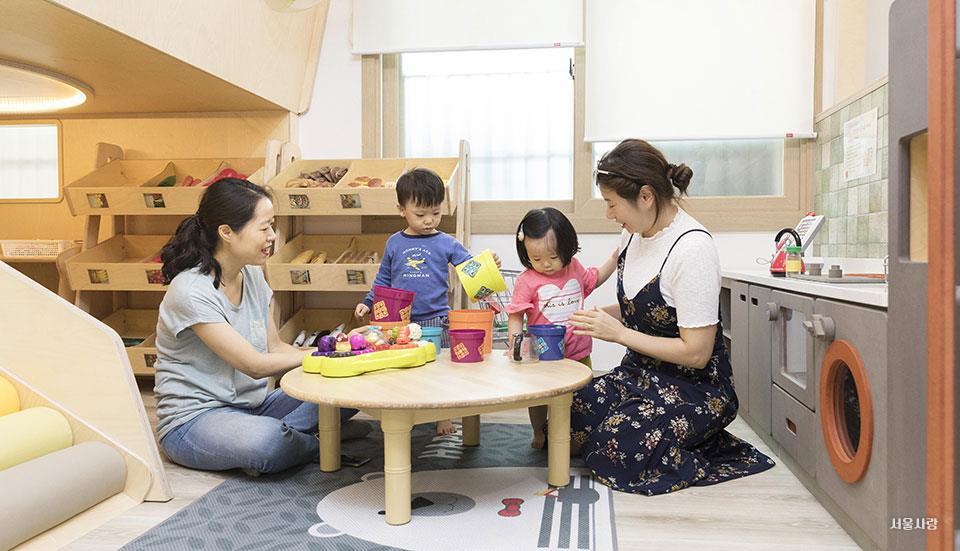 장미향기 공동육아방