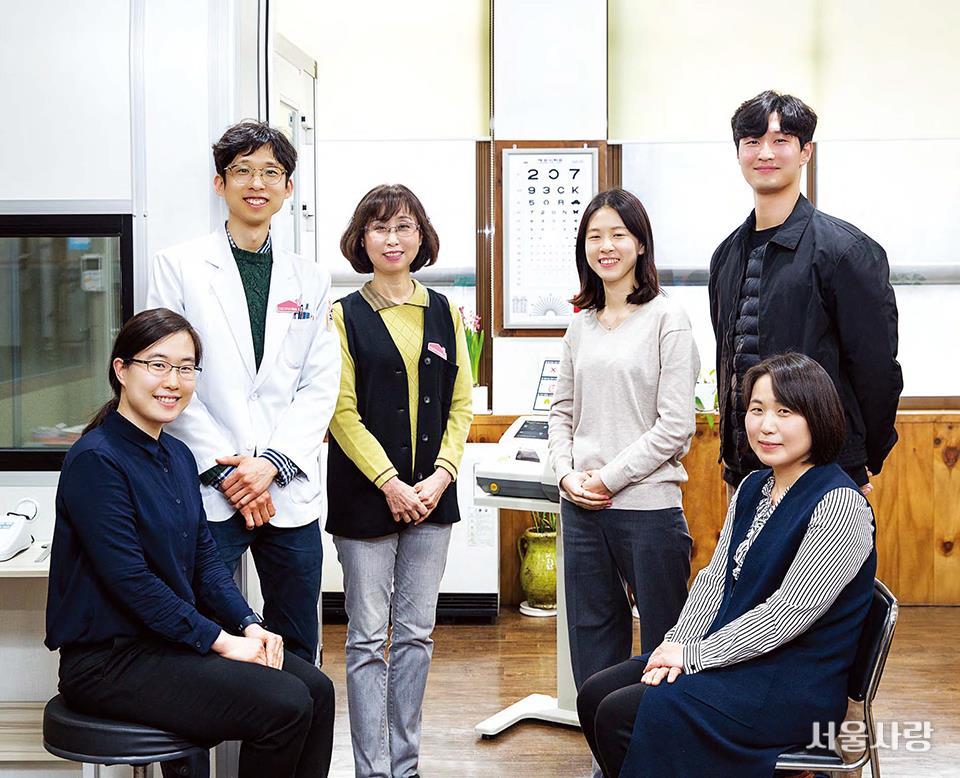 성동구보건소 건강돌봄팀