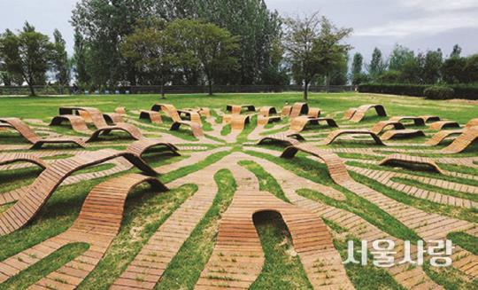 한강예술공원(2018년 8월 개관)