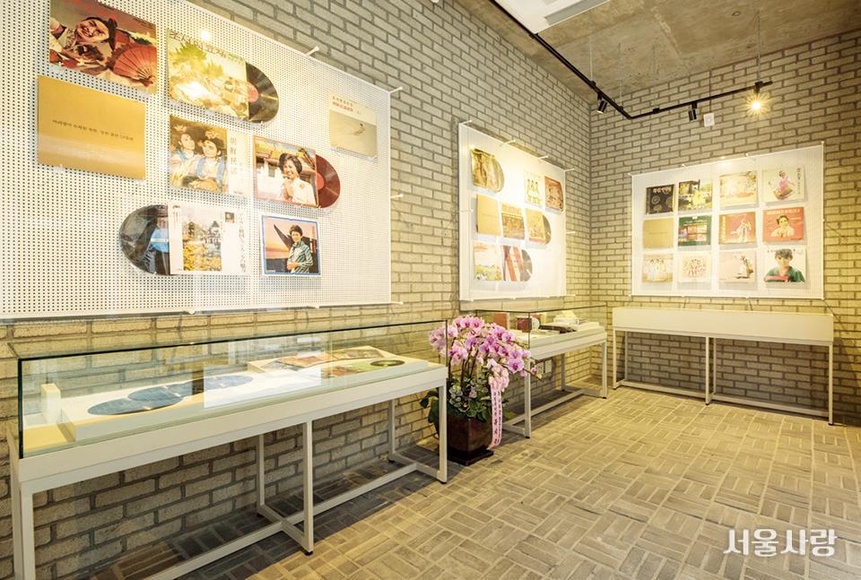'아리랑' 전시가 열리는 돈의문박물관마을 시민갤러리
