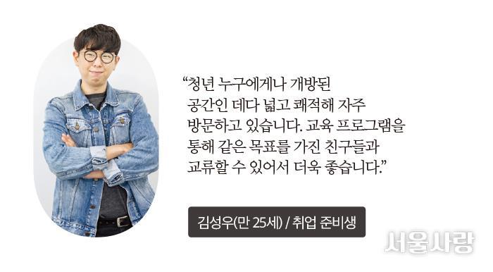 김성우(만 25세) / 취업 준비생