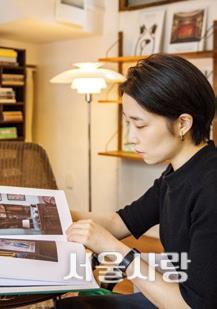 사진 책방 이라선 김진영 대표