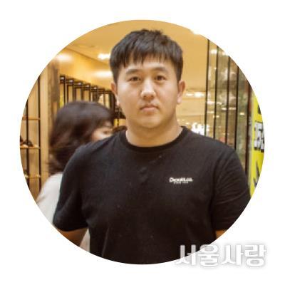 김상수 명동 먹자골목 상인
