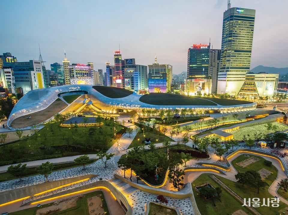반짝이는 서울