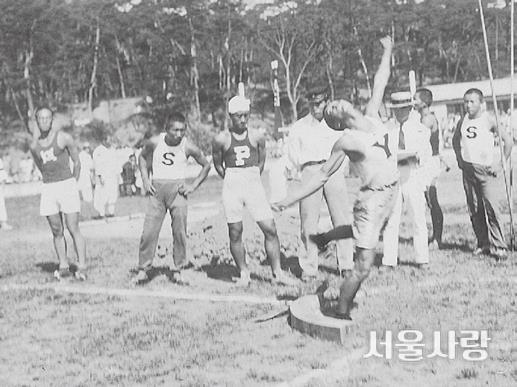 1923 제1회 전조선중등학교육상경기대회