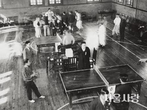 1927 제1회 전조선탁구대회