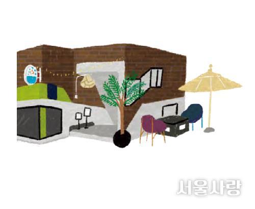 샤퀴텡투고 서울숲점