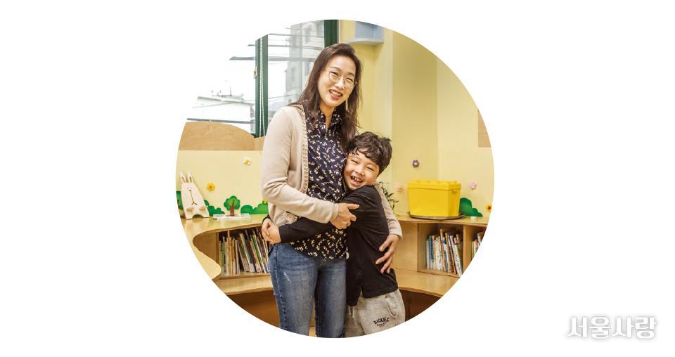 최은영 씨(북가좌동 우리동네키움센터 학부모)