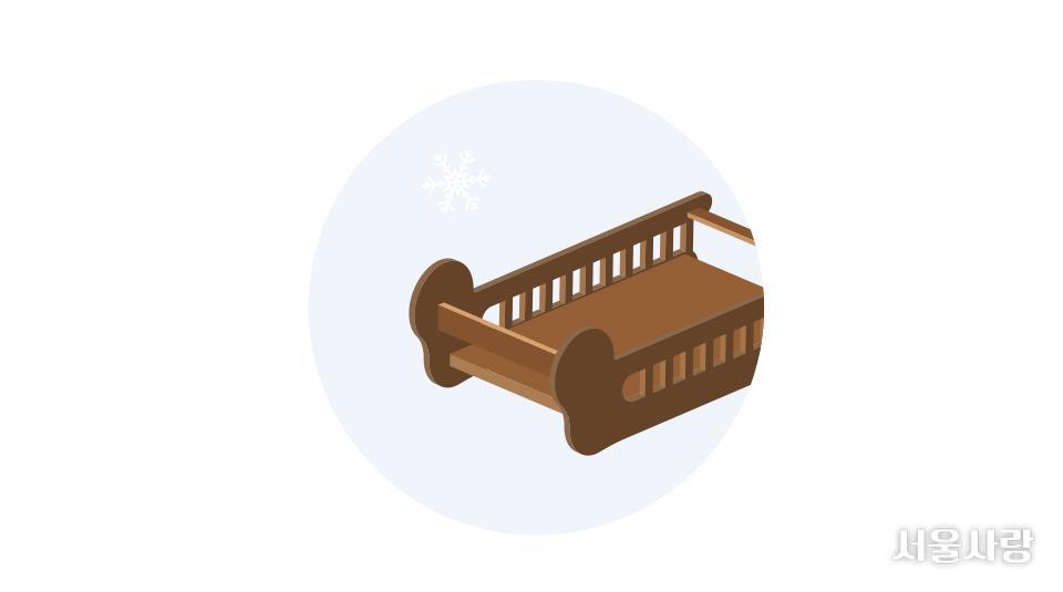 성탄절을 준비하는 문화비축기지