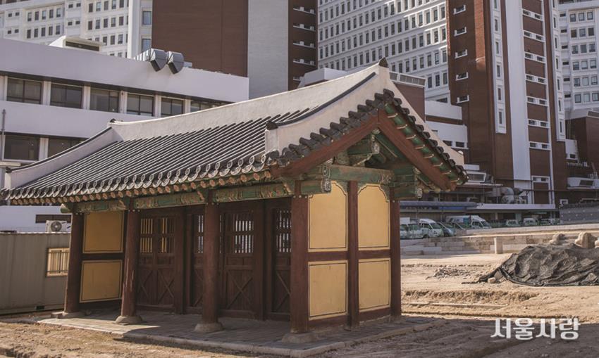 함춘원(서울 경모궁지)