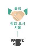 특집 창업 도시 서울 - 청년창업이야기