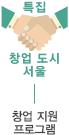 특집 창업 도시 서울 - 창업 지원 프로그램