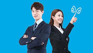 [지원] 취준생 면접정장 무료대여 취업날개 서비스
