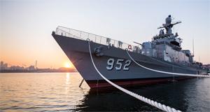 [현장속으로]바다 지킨 해군 함정 한강에 왔어요 서울함 공원