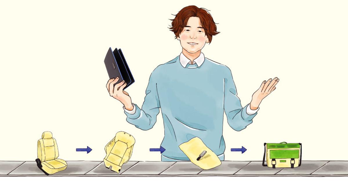 서울새활용플라자 입주기업 '모어댄' 대표 최이현
