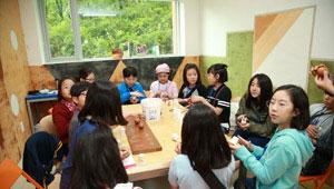 [현장 속으로]진짜 좋아하는 것을 찾아서 서울 시립 은평 청소년 미래진로센터
