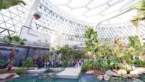 [현장 속으로]공원과 식물원을 결합한 휴식공간 서울식물원