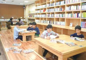 10분 도서관