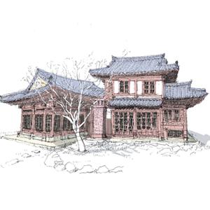 [서울의 한옥]북촌에 남은 100년 고택, 백인제 가옥 한옥 이야기