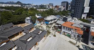 [돈의문 박물관마을]마을을 공유하다 '돈의문 박물관마을' 미래 도시 미리 보기