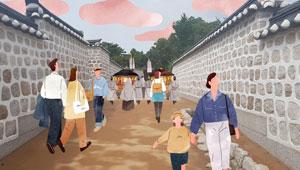 [잘 생겼다 서울 인문학 살롱 ⑨]덕수궁 돌담길에서 아픈 역사를 만나다
