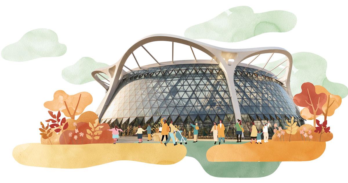 [잘 생겼다 서울 인문학 살롱 ⑩]식물이 건네는 안식과 위로, 서울식물원