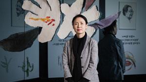 [서울사람] '위안부' 피해자 할머니의 그림 이야기 들려주는 화가 이경신