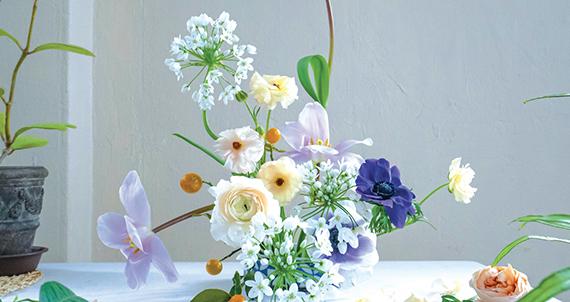 [집콕 배움터] 꽃으로 꾸미는 봄의 공간