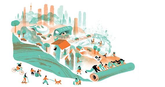 [새로운 서울을 만나다] 시민이 행복한 도시, 다시 뛰는 서울