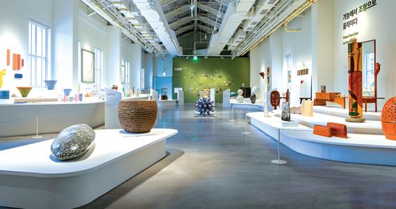 [박물관 산책][일상과 예술이 만나는 새로운 박물관] 공예의 모든 것, 서울공예박물관
