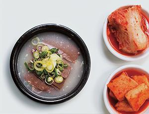 [서울 맛 지도 ②]한양에서 시작한 향토 음식 설렁탕