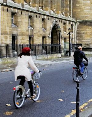 [서울자전거 따릉이]벨리브 도입 10년, 파리는 자전거 중심 도시로 변신 중! 파리의 자전거 문화