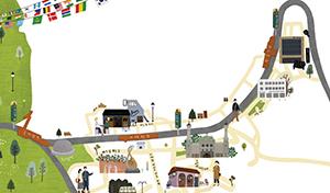 [90분 서울여행] 걸어서 지구 속으로, 이태원 세계 거리 여행
