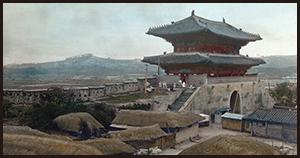 [서울 이야기] 사진으로 보는 서울의 그때 그 모습 교통의 중심 홍인지문