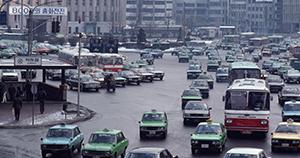 [서울 이야기] [사진으로 보는 서울의 그때 그 모습] 서울의 심장, 시청 앞 교차로