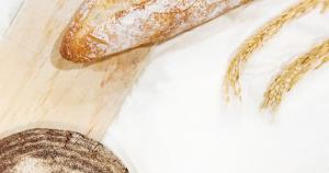 [상생 레시피] 자연의 선물, 발효 빵이 주는 위안