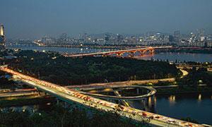 [서울 풍경] 여름, 밤 그리고 서울
