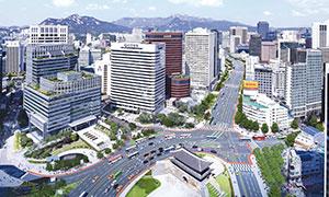 [걷는 도시 서울] 서울의 대표 보행길 '세종대로 사람숲길'