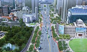 [걷는 도시 서울] 새로운 도시, 새로운 세종대로