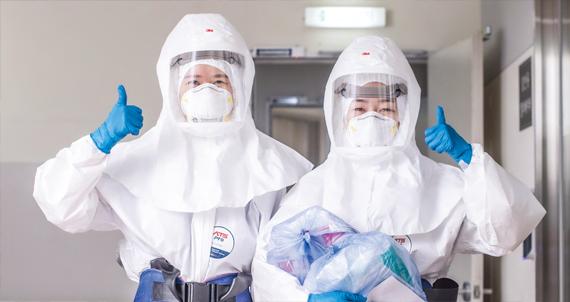 [한눈에 보는 2020] 코로나19의 백신은 '시민'입니다. 2020 서울, 희망을 이야기하다